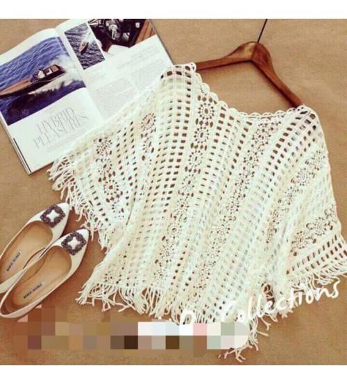 Áo lưới đi biển